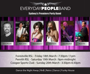bands for hire sydney