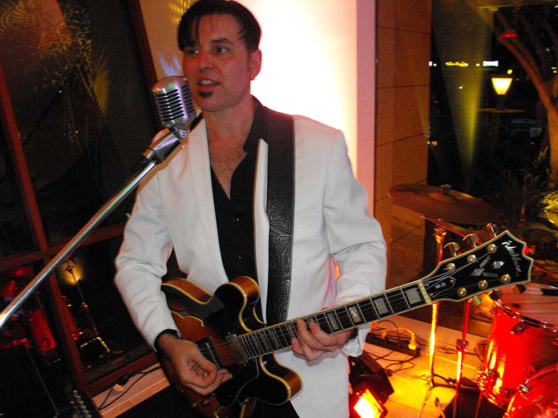 22 Mark Jonas – Band Manager – Corporate Event – Cockle Bay Wharf